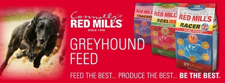 Red Mills Greyhound Feed , Feed The Best Produce The Best
